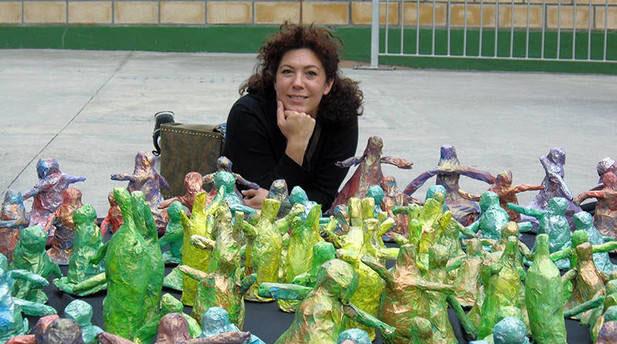 Jennifer Cano coordinadora del proyecto Jentillak